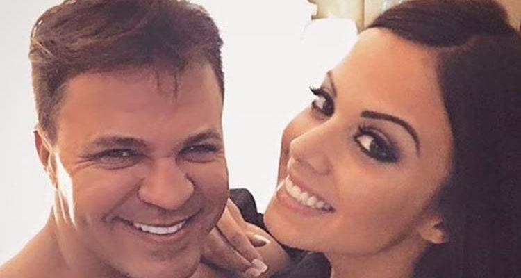 Eduardo Costa chuta celular de fã e web critica o cantor
